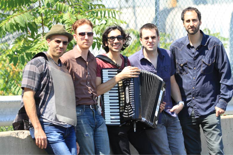 Dr. Zsa's Powdered Zydeco Band